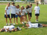 ATHLETICS CAMP 2011 - periodo AGOSTO-SETTEMBRE 2011