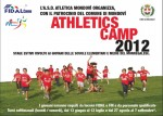 Athletics Camp 2012