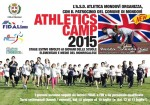 Athletics Camp estivo dell'Atletica Mondovì - Novità 2015: attività in inglese!